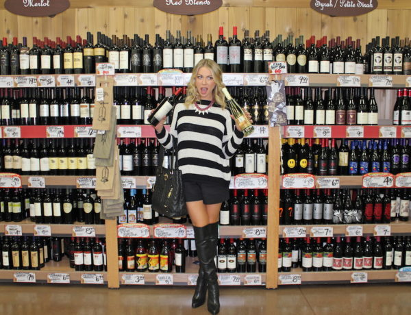 Stassi loves Wine