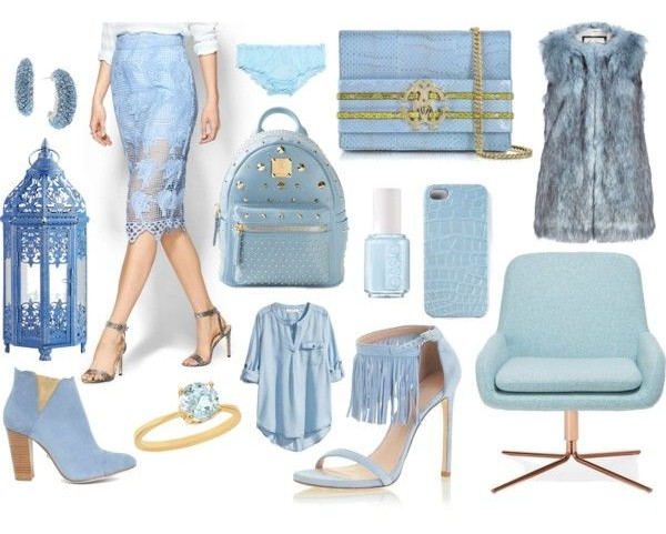Sky Blue All The Things!