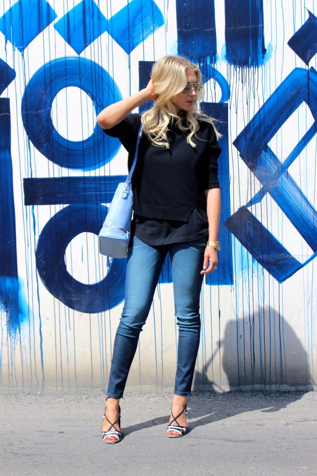 skinny jeans - denim - stassi schroeder - just stassi