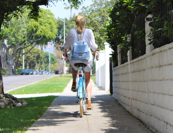 baby blue bike - stassi schroeder - just stassi