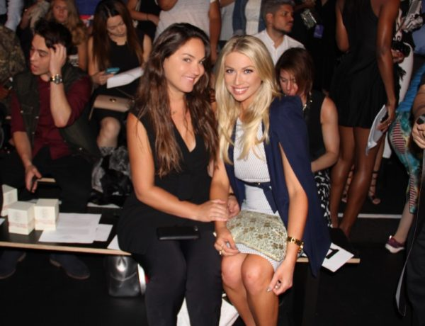 New York Fashion Week - Erin Fetherston - Stassi Schroeder - Just Stassi