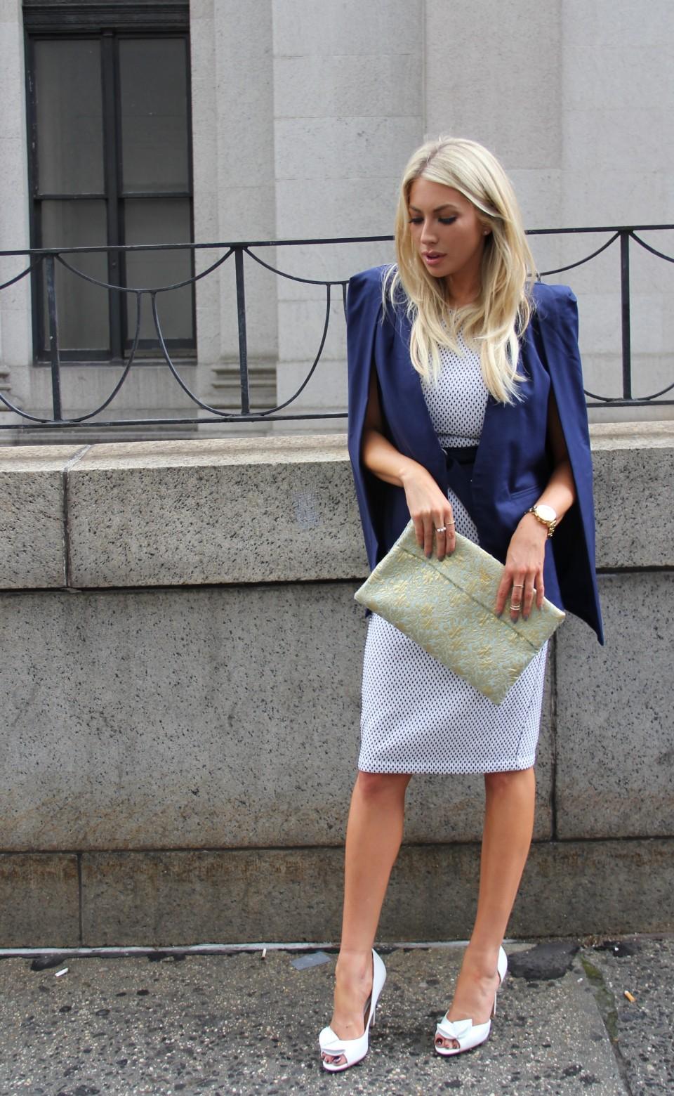 New York Fashion Week - Erin Fetherston - Stassi Schroeder - Just Stassi