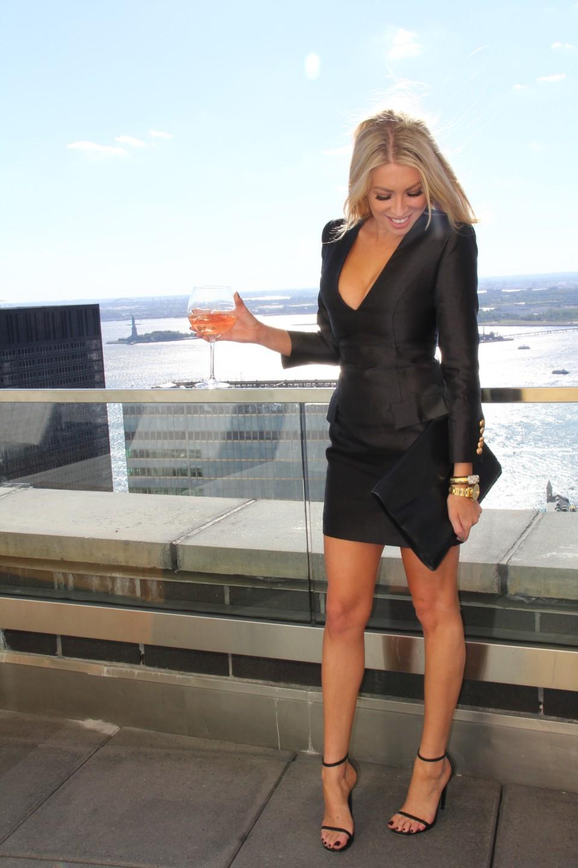New York Fashion Week - Boss - Stassi Schroeder - Just Stassi - Pinot Grigio