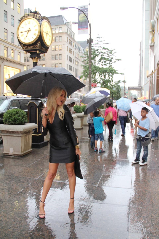 New York Fashion Week - Boss - Stassi Schroeder - Just Stassi