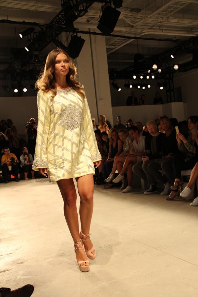 Idan Cohen - New York Fashion Week - 2015 - Stassi Schroeder