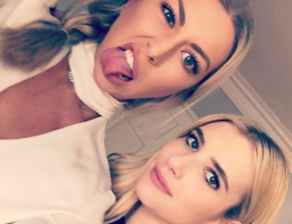 Emma Roberts + Stassi = Everything